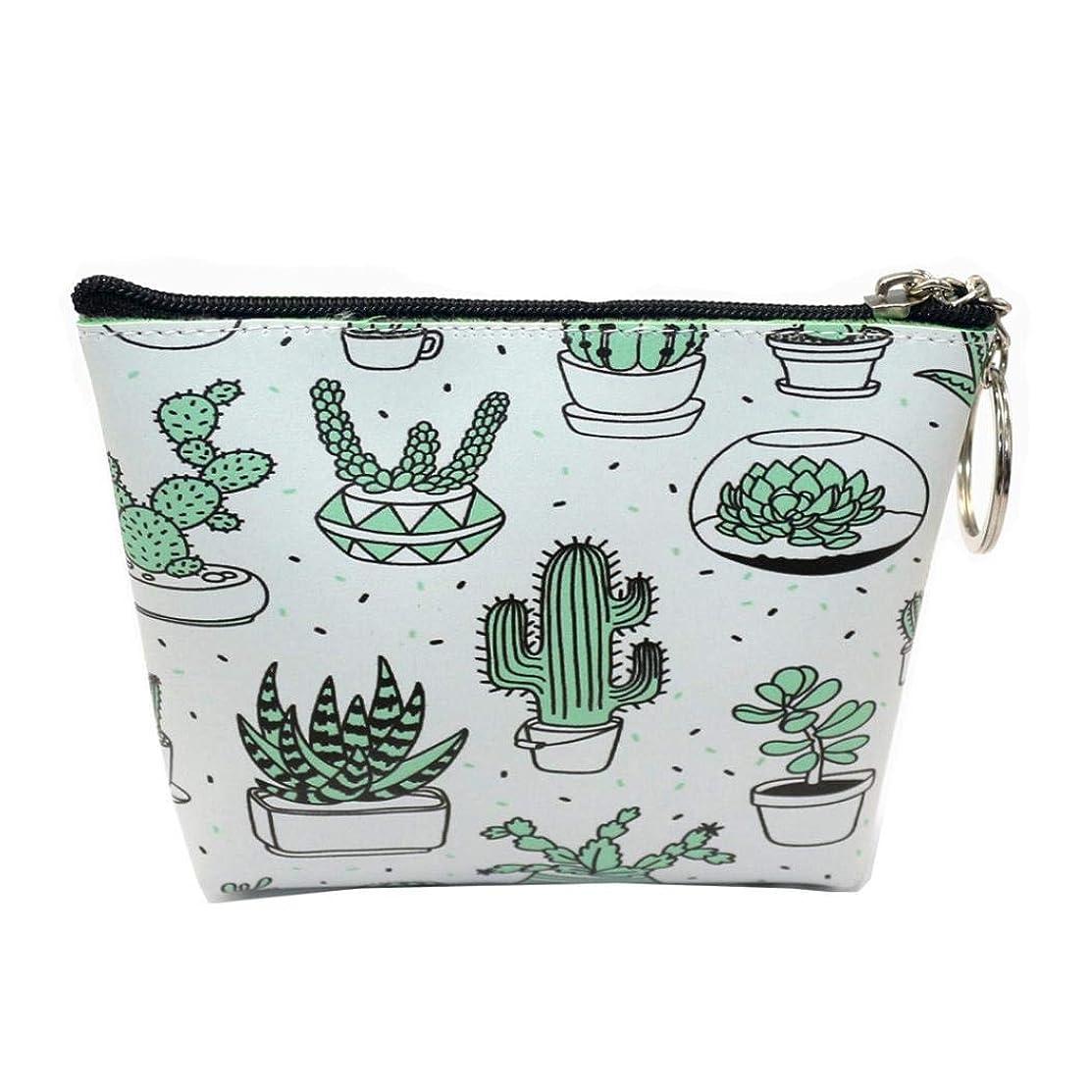 Coin Purse,Girls Printing Flower Snacks Wallet Bag Change Pouch Key Holder by-NEWOENSUN