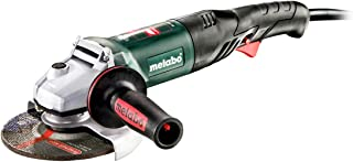 """Metabo- 6"""" Angle Grinder - 9, 000 Rpm - 13.2 Amp W/Electronics, Lock-On, RAT Tail (601242420 1500-150 RT), Performance Gr..."""