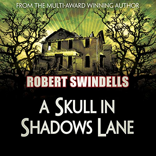A Skull in Shadows Lane audiobook cover art