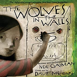 The Wolves in the Walls cover art