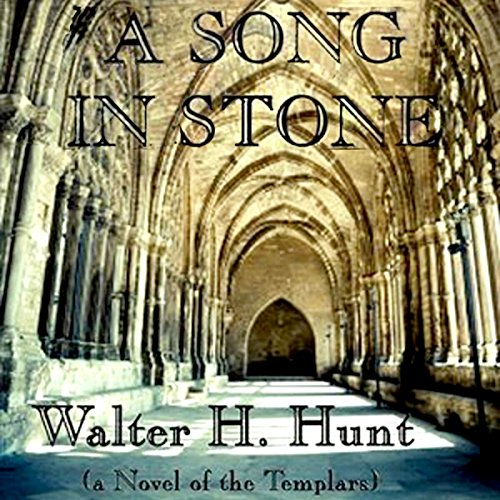 A Song in Stone audiobook cover art