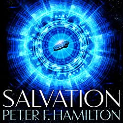 Salvation. By Peter F Hamilton.