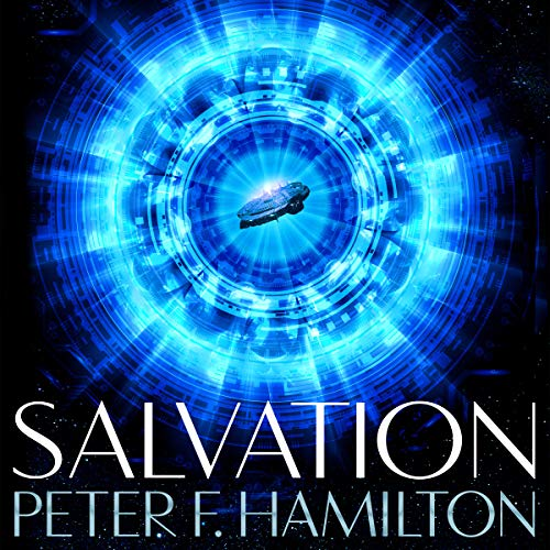 Couverture de Salvation