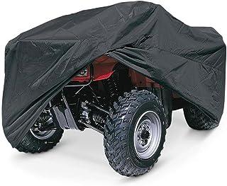"Premium Products Super Heavy Duty 600 Denier Marine Grade Waterproof ATV Cover FITS UP to 100"" L ATV Covers 4-Wheeler 4X4,..."