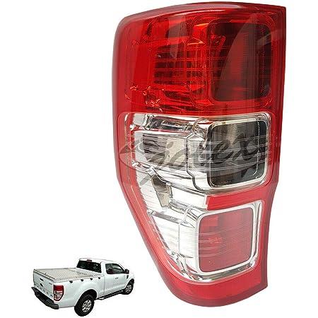 Generisch Rücklicht Schutz Zubehör Passend Für Alle Model Des Ford Ranger Ab 2012 Bis 2018 Auto