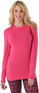 Snow Angel Women's Veluxe Ride Crew Neck Top