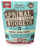 Primal Pet Foods Freeze-Dried Feline Chicken And Salmon...