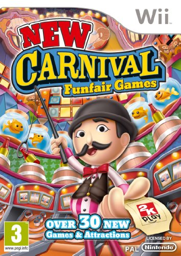 New Carnival Games (Wii) [import anglais]