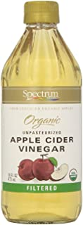 Spectrum, Filtered Organic Apple Cider Vinegar, 16 oz