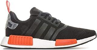 34de99dd04 adidas Originals NMD_R1 - Zapatillas Deportivas para Hombre, Color Negro y  Rojo