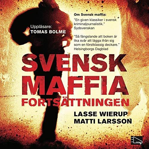 Svensk maffia  By  cover art