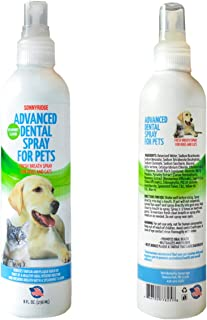 Sonnyridge Dog Dental Spray Removes Tartar, Plaque and Freshens Breath Instantly. The Most Advanced Dental ...