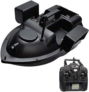 Angelkö der-Kö mit GPS-Rc-Boot-Kö mit 12000-mAh-Batterie 3 unabhä ngige Kö derfä cher、1.5 kg...