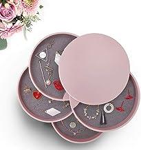 HengLiSam Jewelry Boxes Organizer Box Jewelry Storage Box 4-