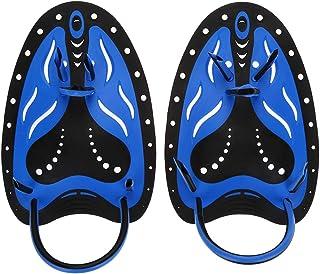 comprar comparacion Zyyini Palas de Entrenamiento de natación Profesional Paletas de Mano Paletas mecánicas Ayuda de Entrenamiento de natación...