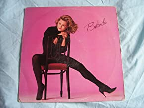 BELINDA CARLISLE Self Titled LP 1986