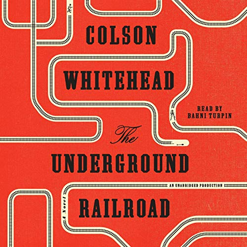 Page de couverture de The Underground Railroad (Oprah's Book Club)