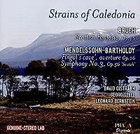 Mendelssohn/Bruch: Strains of