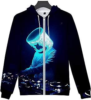 YUANSHAN Swimming Pool Mans Long Sleeve Hoodie Casual Pocket Hooded Sweatshirt