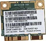 HP AW-CE123H BCM94352HMB WLAN80211 BT4 724935-001