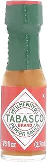 Tabasco Red Pepper Sauce Miniature, 3.7 ml, Pack of 144