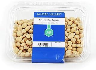 Jansal Valley Raw Unsalted Peanuts, 1 Pound