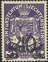liechtenstein stamps 1920