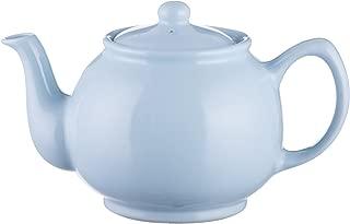 Price & Kensington Teapot, 6 Cup Pastel Blue