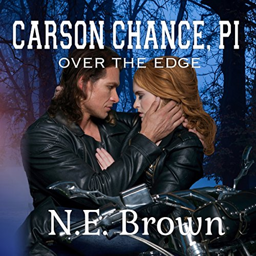 Carson Chance, P. I. audiobook cover art