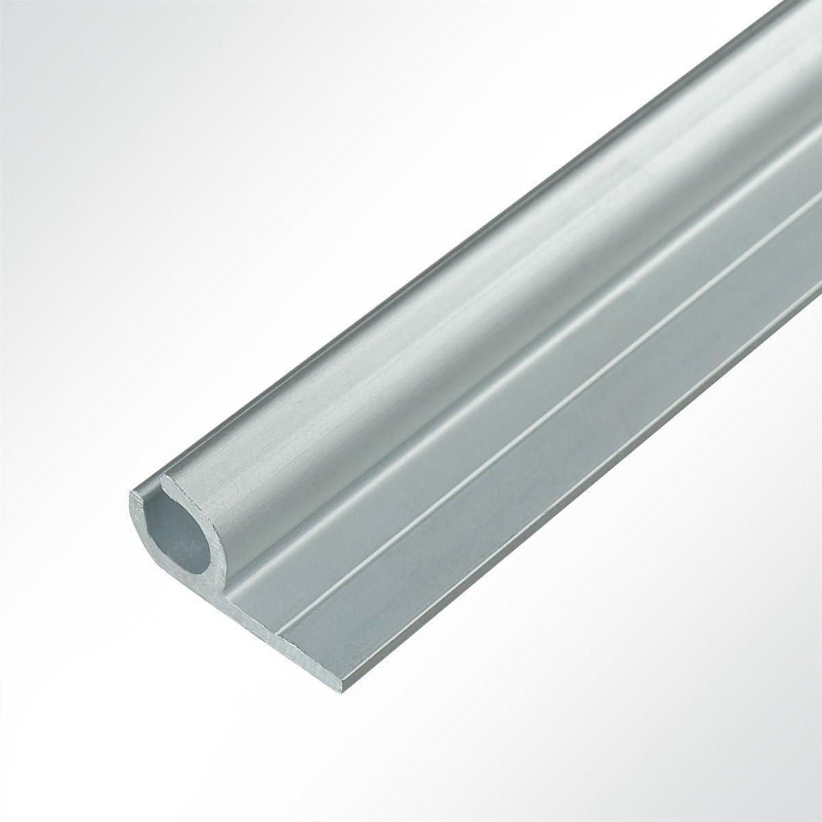 LYSEL® Kederhaken gekröpft verzinkt 10 Stück grau