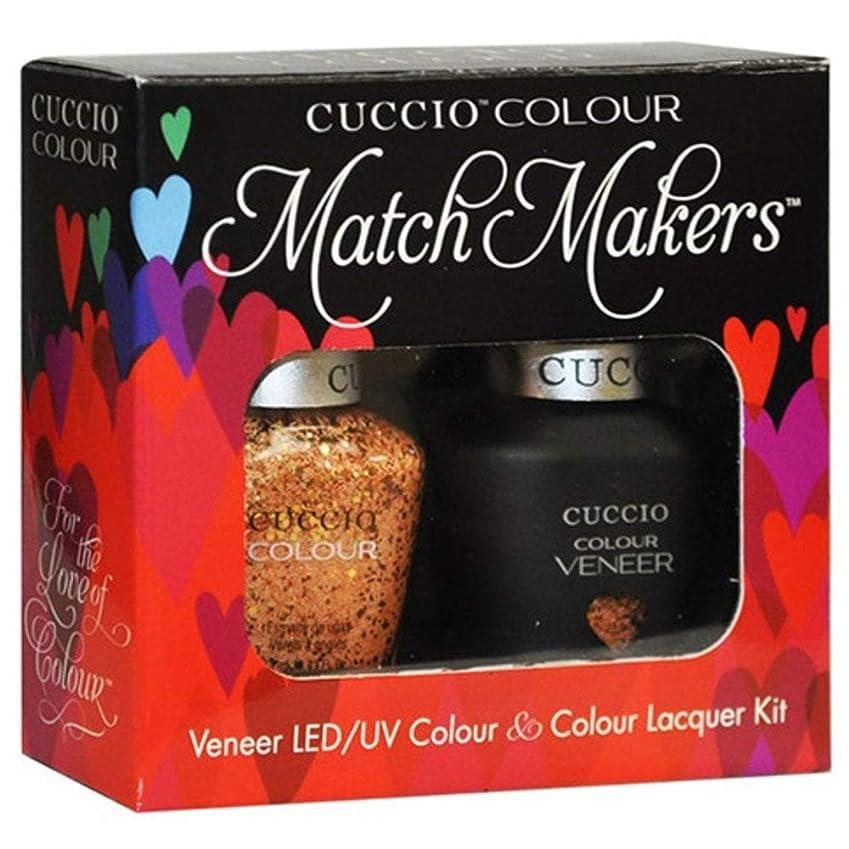 役立つ反応する十分なCuccio Colour Veneer LED/UV Gel Polish - After Party - 0.43oz / 13ml