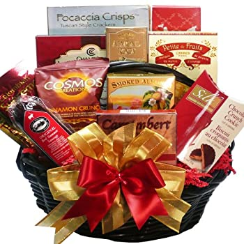 Art of Appreciation Happy Times Gift Basket