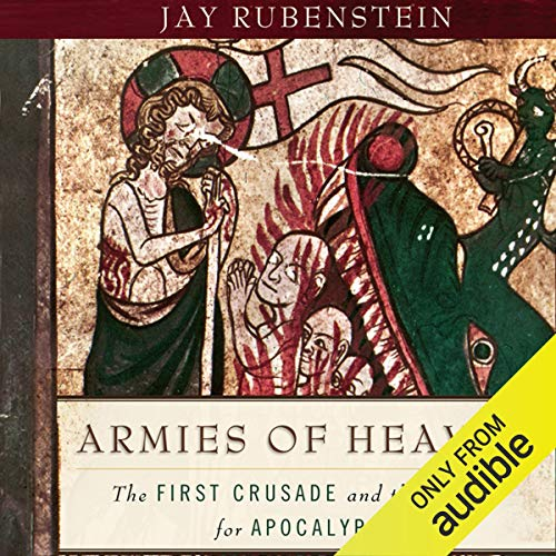Armies of Heaven audiobook cover art