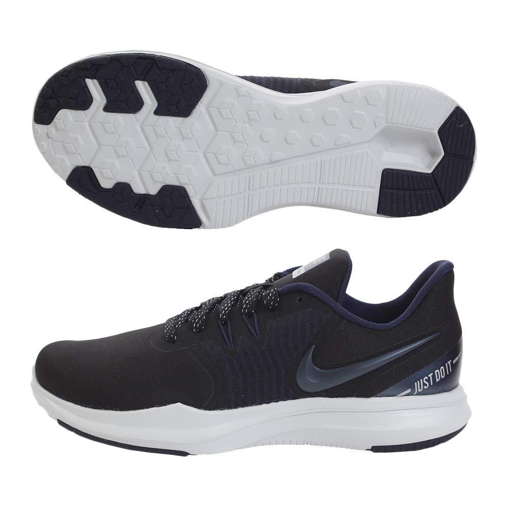 Mala fe Persona a cargo del juego deportivo alineación  Buy Nike Women's W in-Season Tr 8 Amp Black/Mtamnv Training Shoes-4 UK  (37.5 EU) (6.5 US) (AA7774-001) at Amazon.in
