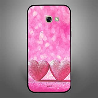 Samsung Galaxy A5 2017 Pink Heart, Zoot Designer Phone Covers