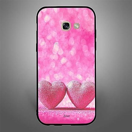 Samsung Galaxy A5 2017 Pink Heart