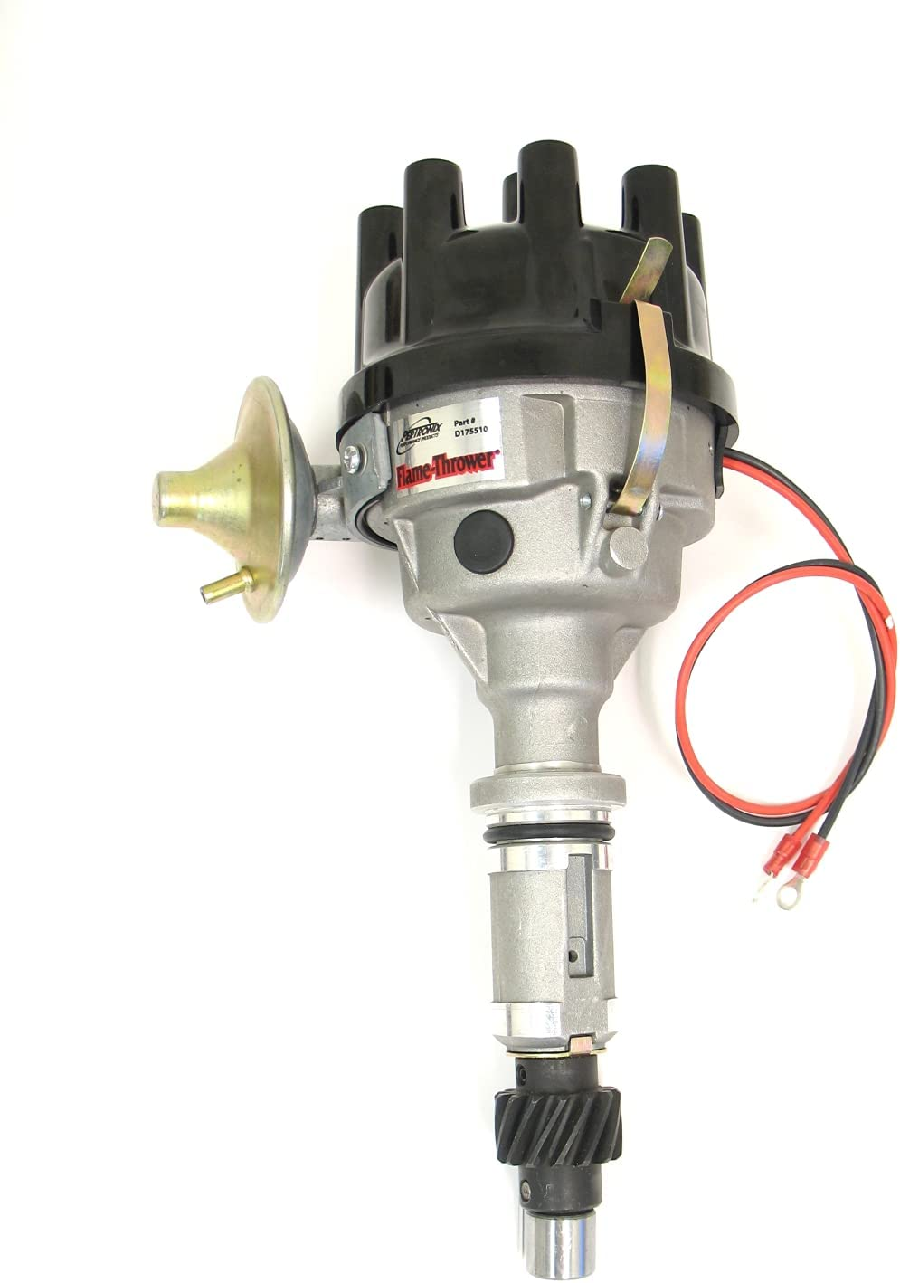 Pertronix D174510 Ignitor II Distributor 4 years warranty Vacuum 8 for with Challenge the lowest price of Japan ☆ Rover