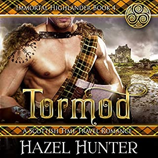 Tormod: A Scottish Time Travel Romance audiobook cover art
