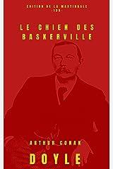 Le Chien des Baskerville: Edition de la martingale (French Edition) Kindle Edition