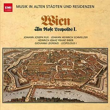 Musik in alten Städten & Residenzen: Wien