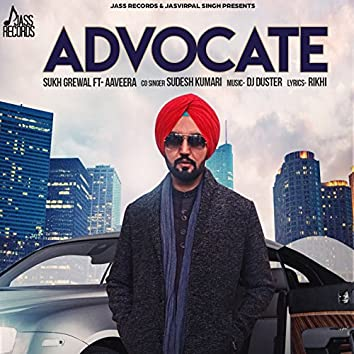 Advocate (feat. Aaveera)