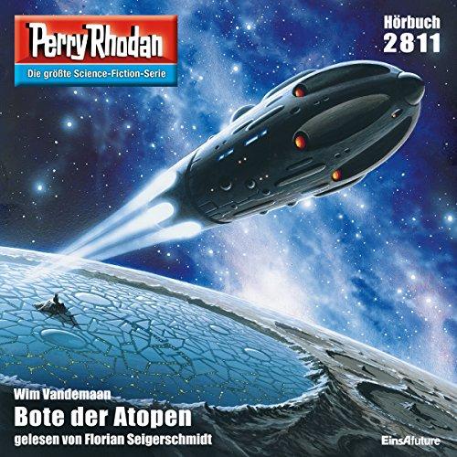 Bote der Atopen (Perry Rhodan 2811) Titelbild