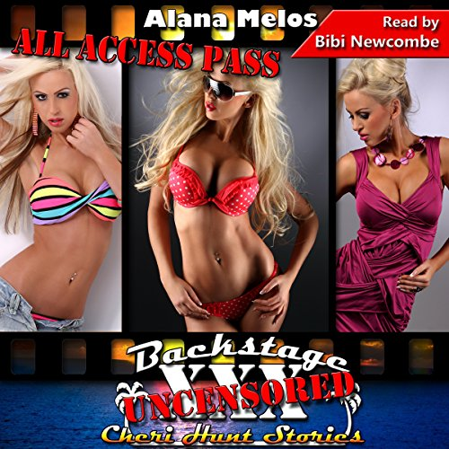 All Access Pass: Backstage Uncensored audiobook cover art