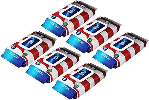 high quality Wet Wipes 2021 Family Size 6 packs of 80 Total 480 wholesale With Aloe Vera Extract 20X15 CM online