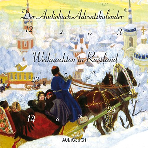 Weihnachten in Russland audiobook cover art