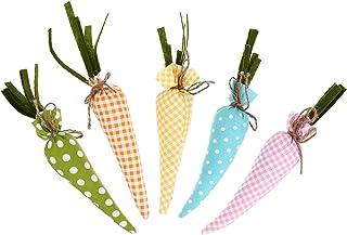 Artibetter 10 Pcs Colorful Children Carrot Toys Creative Radish Toys for Easter Gifts