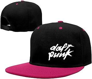 Osmykqe Daft Punk Summer Sun Protection Mesh Cap Baseball Hat Cap Adjustable GH948