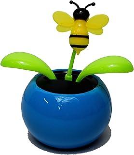 Panda Expressions Flower Bumblebee Solar Dancer
