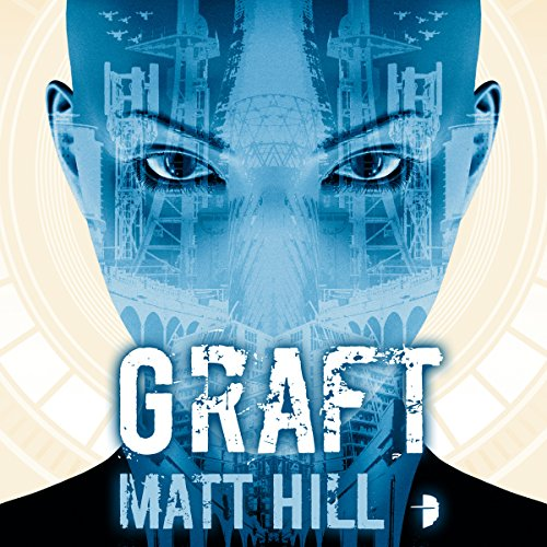 Graft audiobook cover art