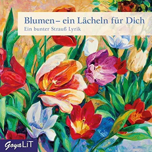 Blumen - ein Lächeln für Dich cover art